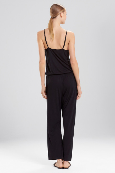 Natori Luxe Shangri-La Jumpsuit at The Natori Company