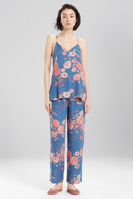 Buy Josie Avant Garden PJ Blue Ivory from