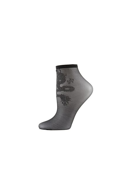 Buy Natori Dragon Sheer Shortie Socks from