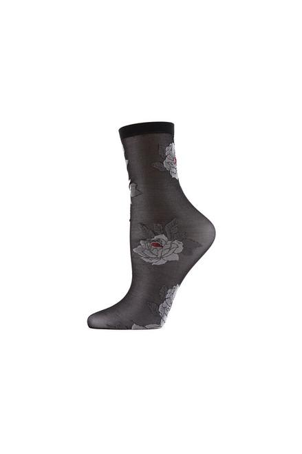 Buy Natori Clair De Lune Sheer Socks from