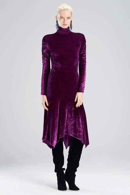 Buy Josie Natori Velvet Skirt from
