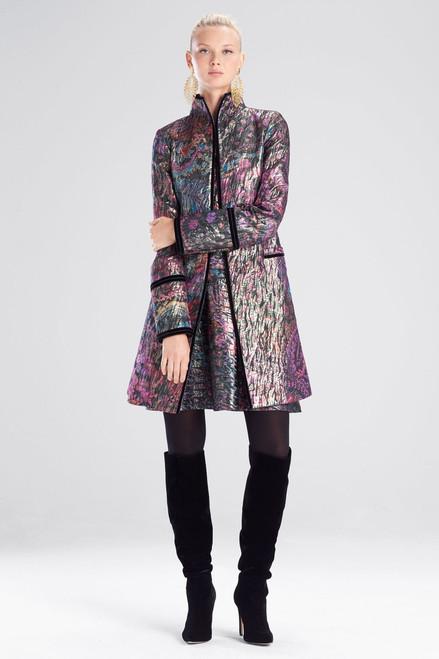 Buy Josie Natori Bohemia Garden Jacquard Jacket from