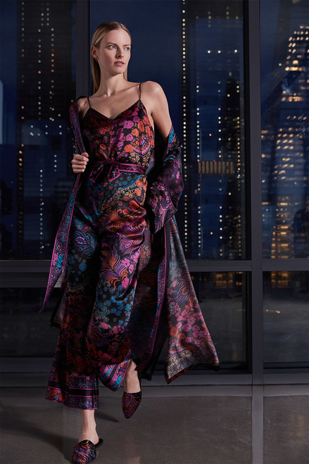 Josie Natori Nouveau Jumpsuit at The Natori Company