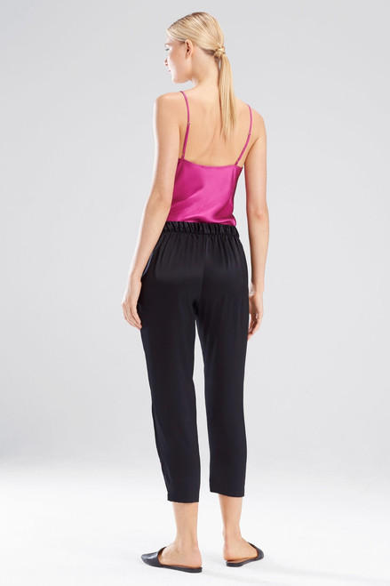 Josie Natori Nouveau Embroidery Pants at The Natori Company