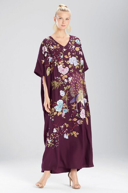 Buy Josie Natori Couture Japanese Garden Caftan from