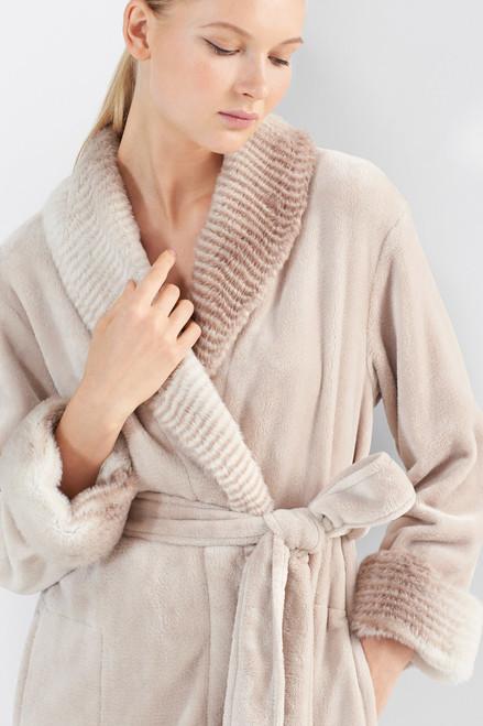 67c9bb9f09 Sherpa Long Robe - The Natori Company