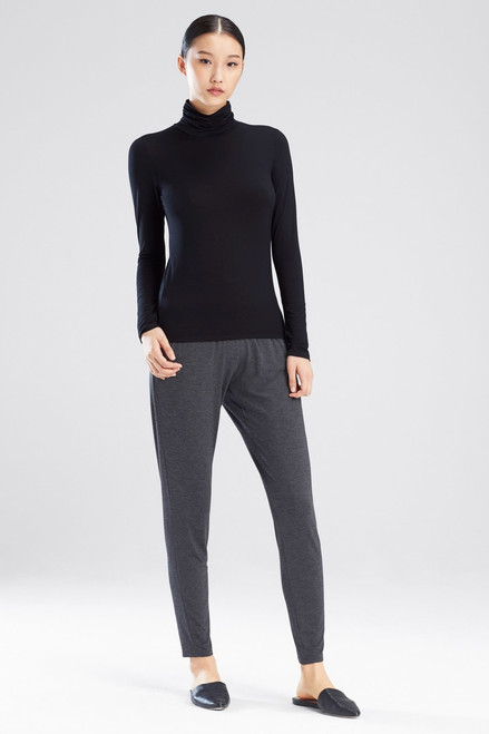 Buy Natori Feathers Element Turtleneck Top from