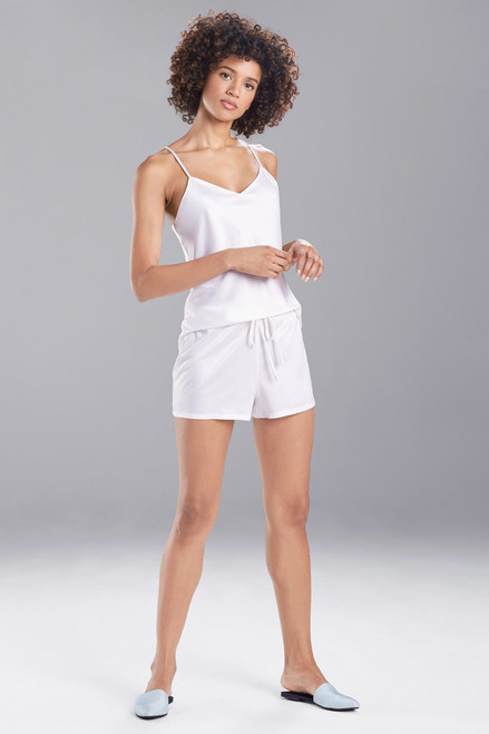 Buy Feathers Satin Elements Shorts from