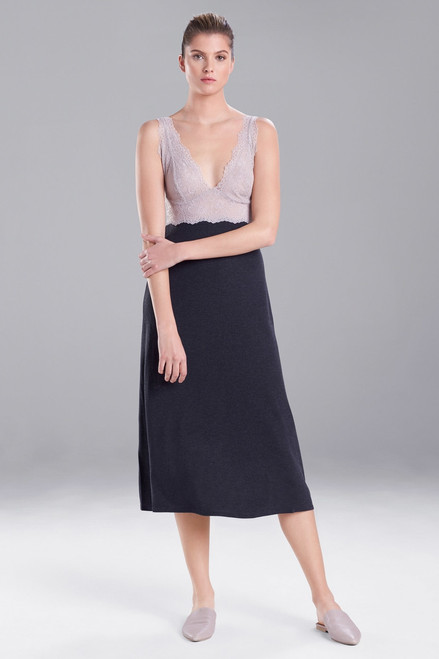 Buy Natori Luxe Shangri-La Cupped Gown from