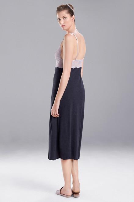 Natori Luxe Shangri-La Cupped Gown at The Natori Company