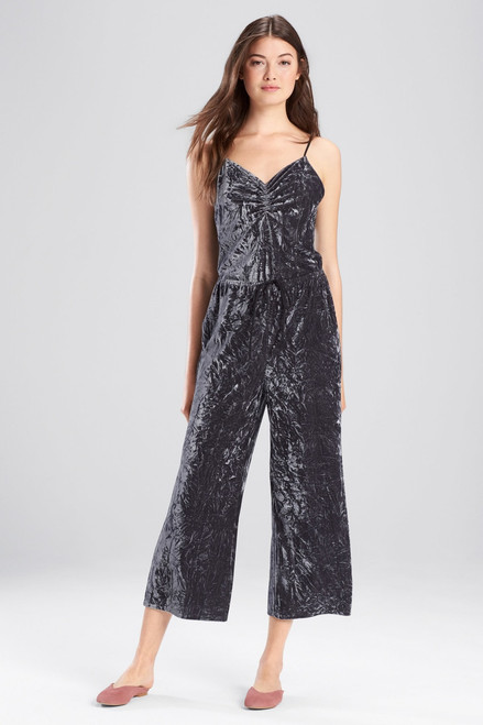 Josie Velvet Crush Jumpsuit at The Natori Company