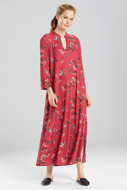 Buy N Natori Phoenix Geo Caftan from