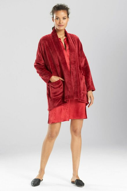 Buy N Natori Cashmere Fleece Topper from