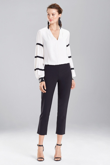 Buy Josie Natori Bistretch Ankle Pants from