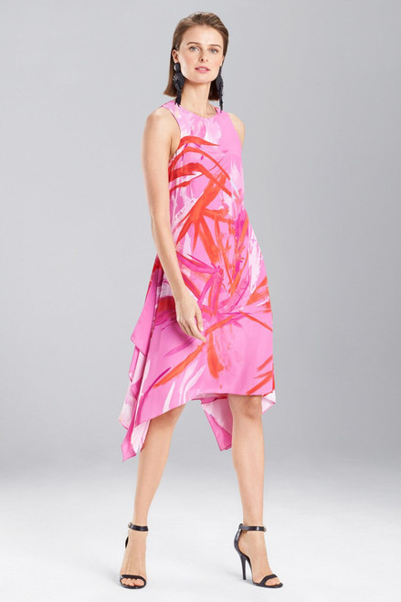 Buy Josie Natori Prism Handkerchief Hem Dress from