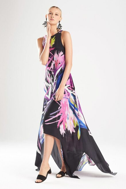 Josie Natori Prism Maxi Dress at The Natori Company