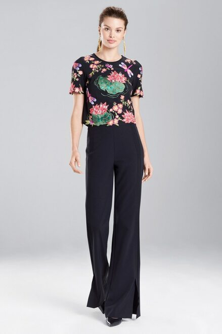 Buy Bistretch Embroidered Top from