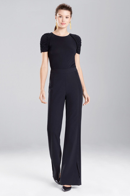 Buy Bistretch Solid Pants from