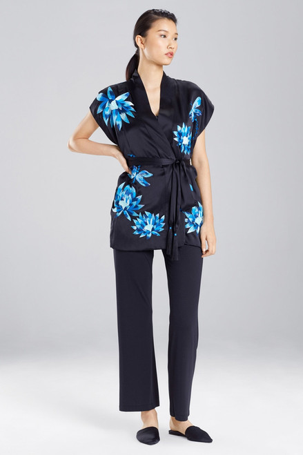 Buy Lotus Embroidery Vest from