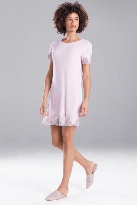 Buy Luxe Shangri-La Short Sleeve Sleepshirt from