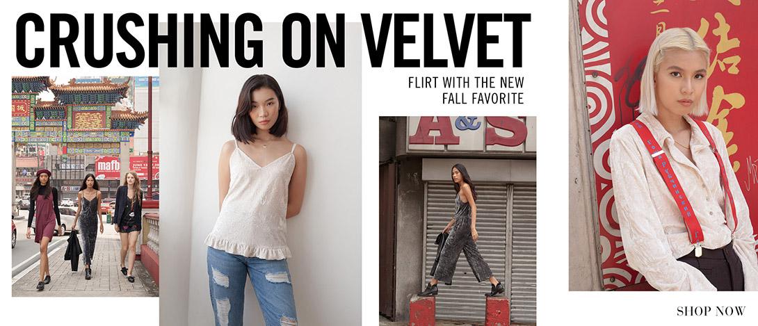 Josie: Crushing on Velvet