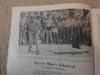 """Nimitz, Chester Admiral """"Our Navy"""" Magazine 1946 Signed Autograph Photos"""