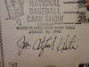 Hunter, Catfish Signed Autographed First Day Cover 1990