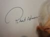 """Adams, Richard Color Photo Signed Autograph """"Watership Down"""""""