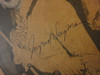 """Bergman, Ingrid and Gary Cooper """"As Long As I Live"""" 1944 Sheet Music Signed Autograph """"Saratoga Trunk"""""""