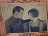 """Cooper, Gary and Nancy Carroll """"A Precious Little Thing Called Love"""" 1928 Sheet Music Signed Autograph """"The Shopworn Angel"""""""