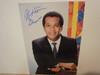 Davis, Clifton Signed Autographed Color Photo