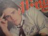 Dillon, Matt Rolling Stone Magazine 1982 Signed Autograph Color Cover Photo