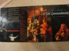 """Heston, Charlton and Yul Brynner """"The Ten Commandments"""" 1956 Soundtrack LP Signed Autograph Color Photos"""