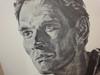 "Heston, Charlton Portrait Print 1962 Signed Autograph ""Ben-Hur"" ""Ben Hur"""