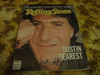 Hoffman, Dustin Rolling Stone Magazine 1983 Signed Autograph Color Cover Photo