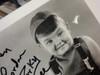 Lee, Porky Gordon Porky Lee Photo Signed Autograph Little Rascals Our Gang