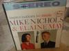 "Nichols, Nichols Mike and Elaine May ""Improvisations To Music"" 1958 Debut LP Signed Autograph Nichols Nichols"