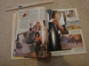 """Stallone, Sylvester """"Rambo III"""" 1988 Magazine Signed Autograph Color Photos"""