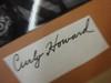 "Three Stooges Moe Howard Curly Howard Larry Fine Photos 1943 Signed Autograph ""I Can Hardly Wait"" Movie Scene"