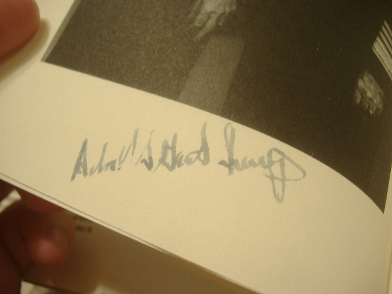 Sharp, U.S.G. Admiral -Strategy For Defeat Vietnam In Retrospect Signed Book