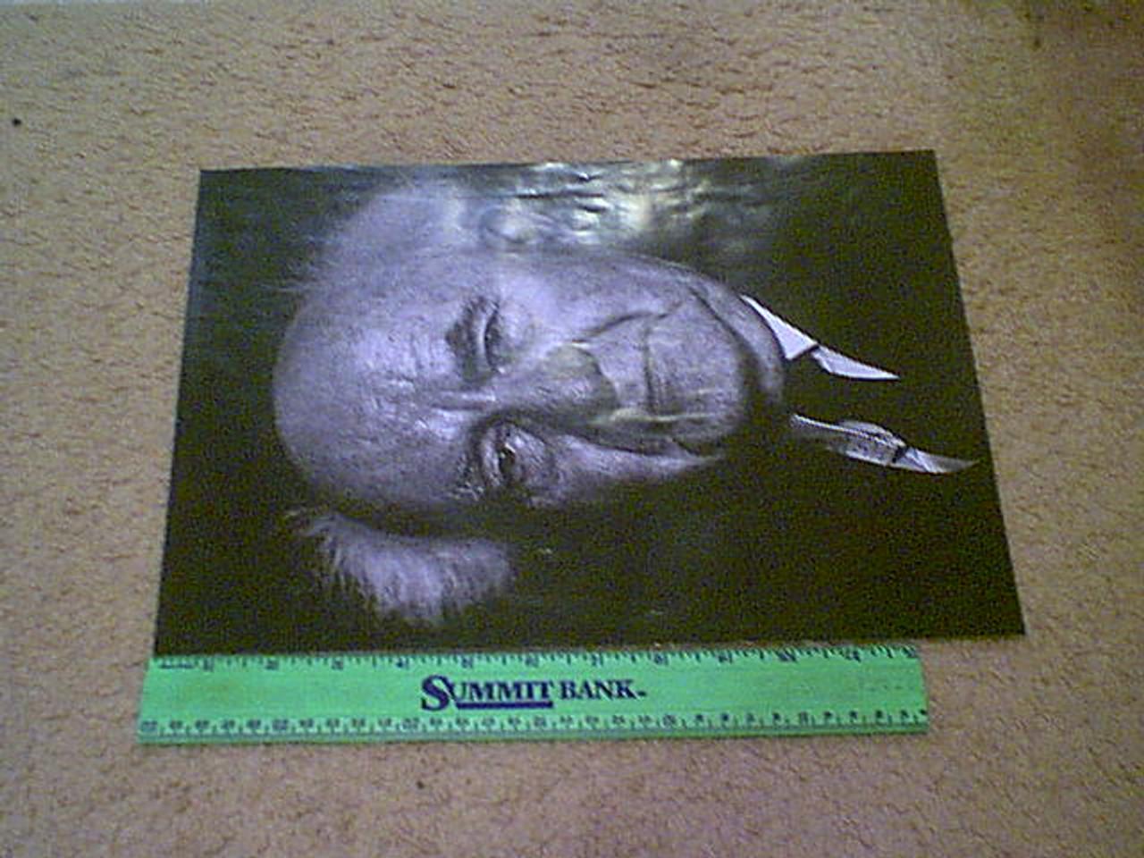 Ben-Gurion, David Photo Signed Autograph Israel