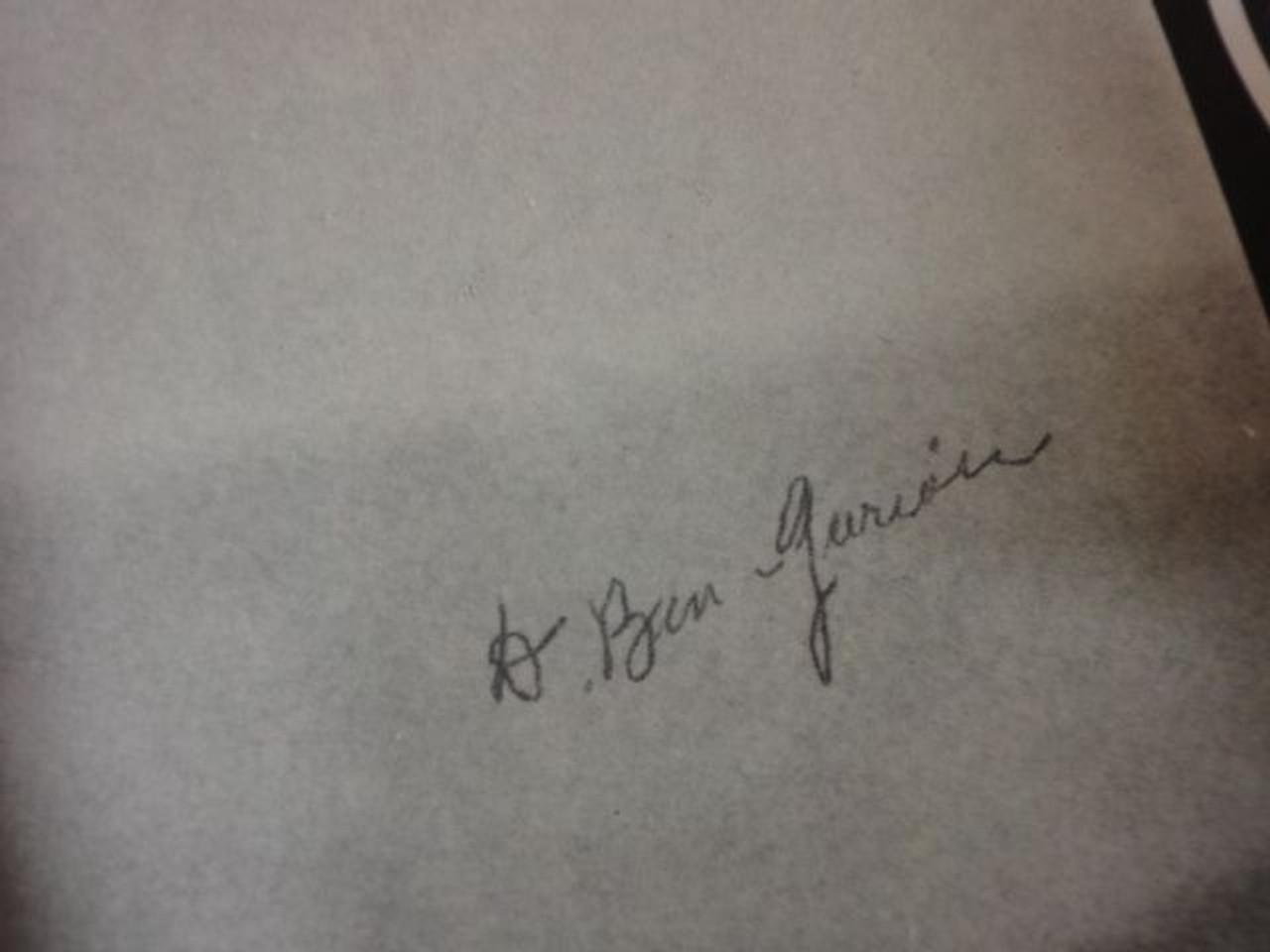 "Ben Gurion, David Prime Minister ""Days Of David"" 1967 Hardcover Book Signed Autograph Photos Israel"