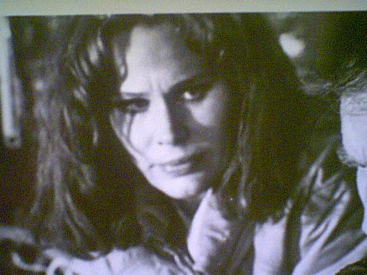 "Black, Karen & Charlton Heston 1974 Photo ""Airport 1975"" Signed Autograph Movie Scene"