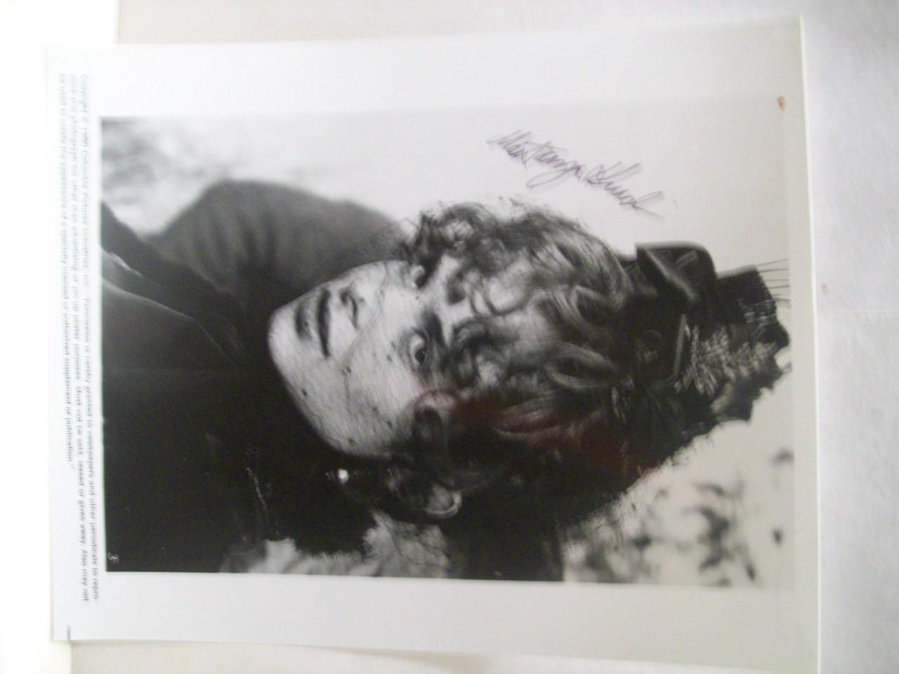 Kinski, Nastassja Photo Signed Autograph Tess 1980