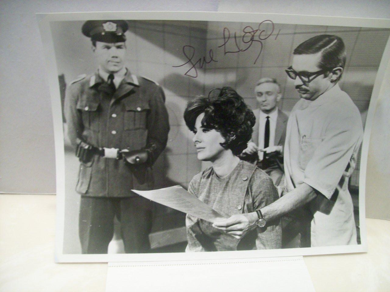 Lloyd, Sue Photo Signed Autograph The Baron 1966