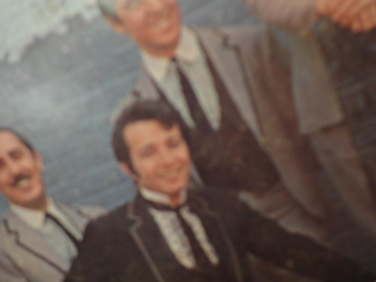 """Alpert, Herb """"SRO"""" 1966 LP Signed Autograph Tijuana Brass"""