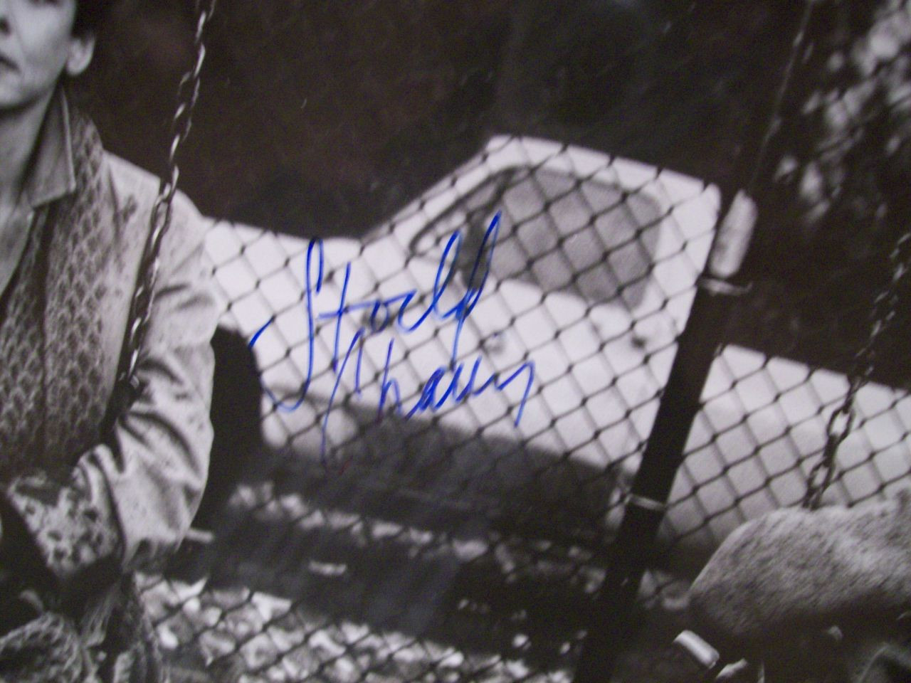 Channing, Stockard Photo Autograph The Room Upstairs