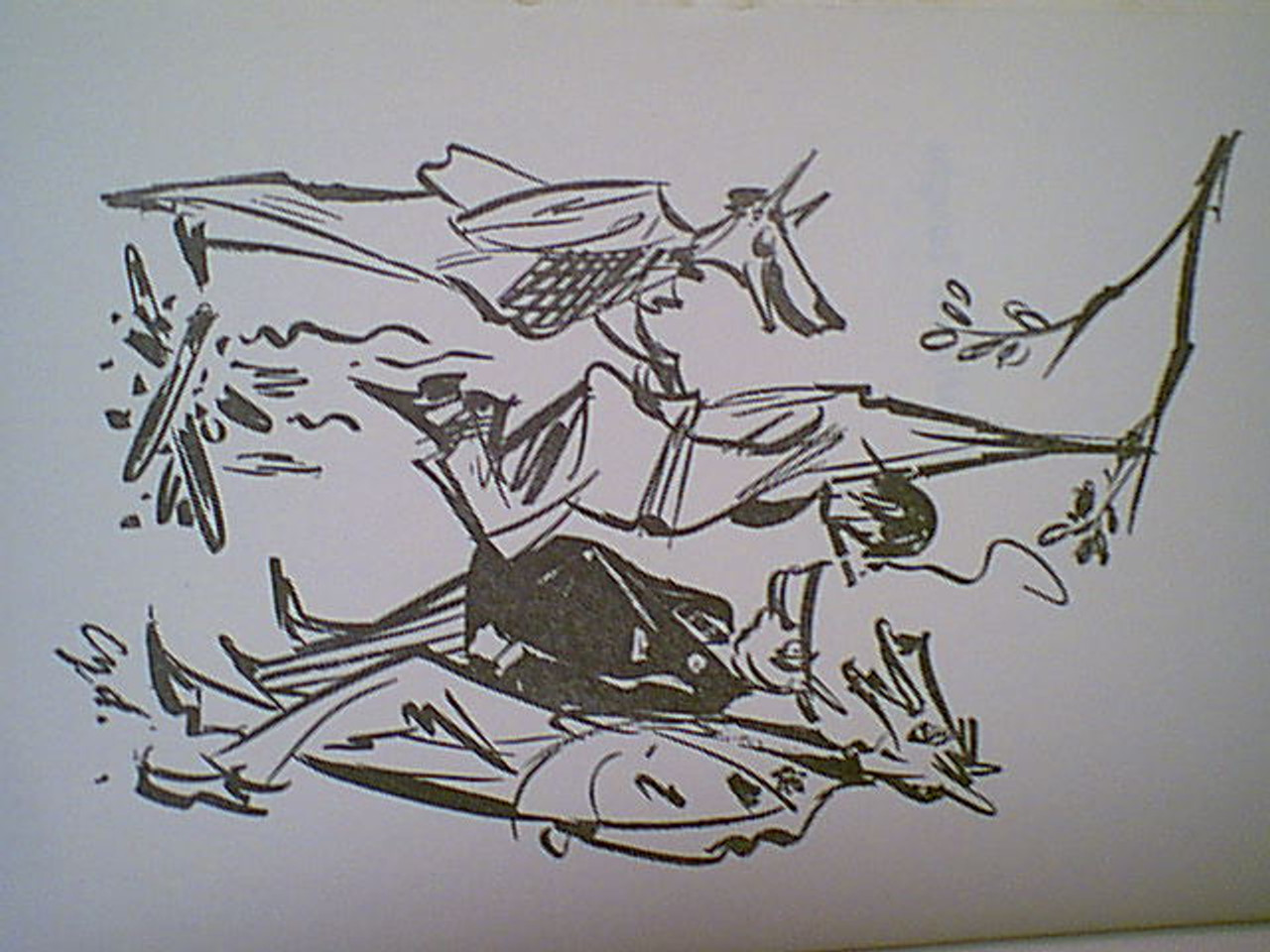 """Adams, Joey """"Strictly For Laughs"""" 1955 Book Signed Autograph Cindy Adams"""