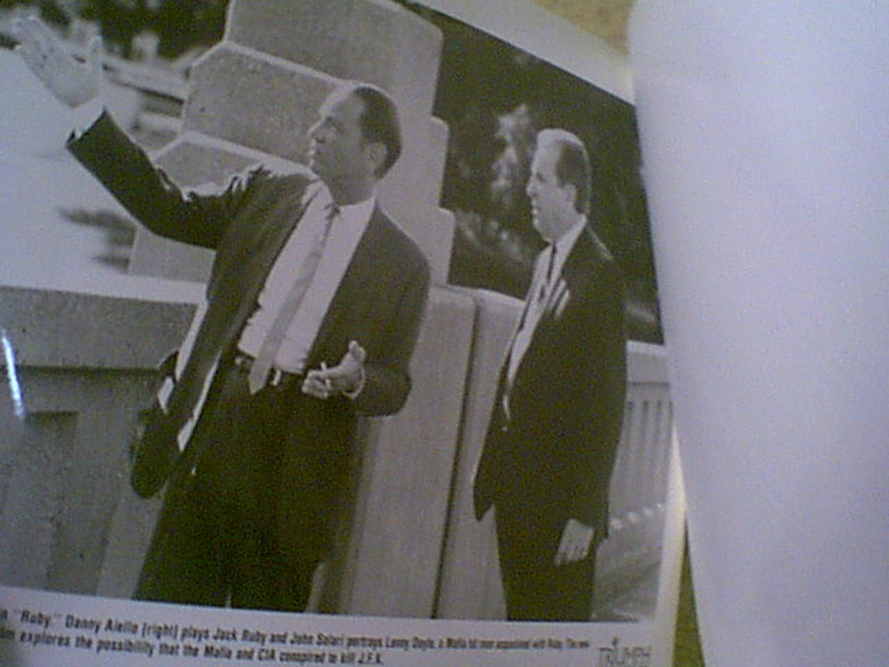 "Aiello, Danny ""Ruby"" 1992 Photo Signed Autograph Set Of 6 Movie Scene Photos"