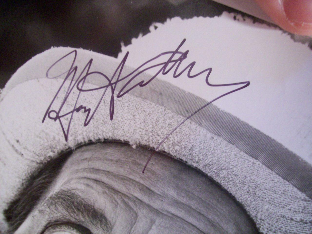 Amsterdam, Morey Photo Signed Autograph Dick Van Dyke Show
